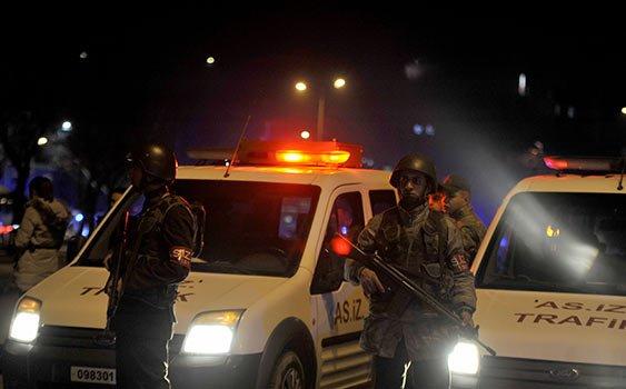Взрыв в Анкаре: более 28 человек погибли