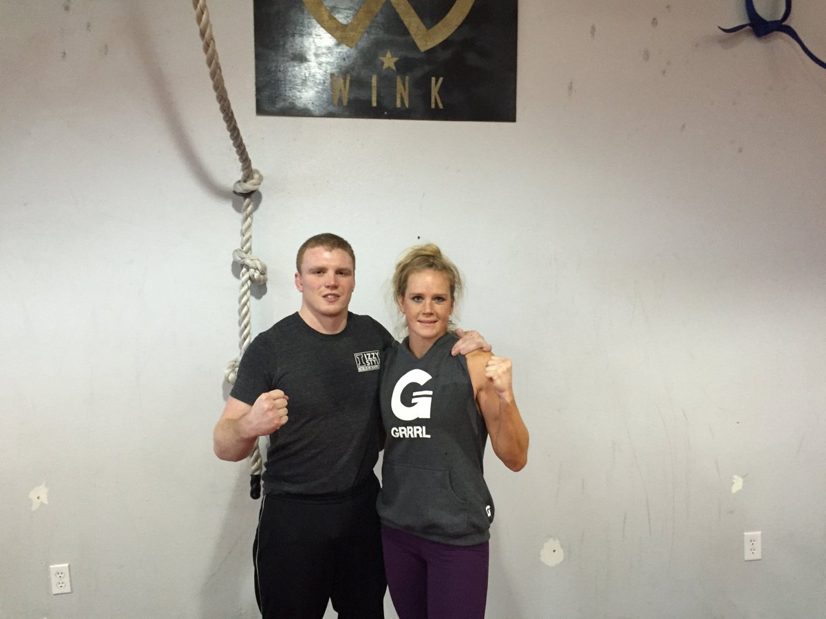 Holly Holm on Twitter: