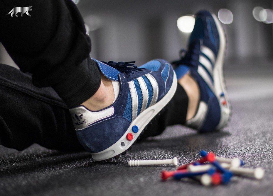 Adidas La Trainer On Feet