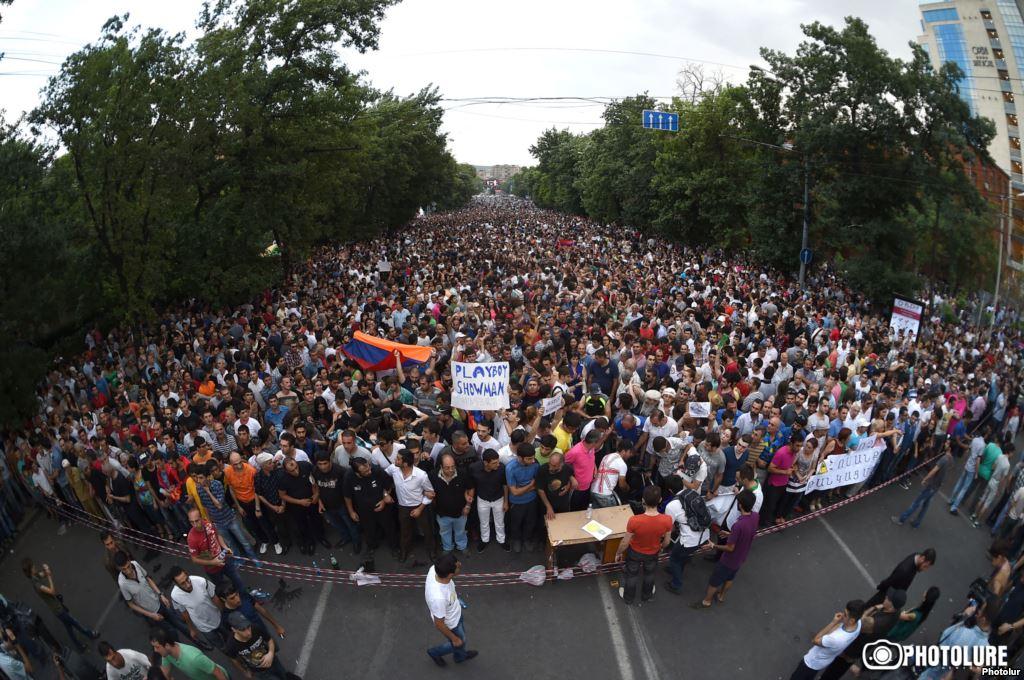 Electric Yerevan-ից մեկ տարի անց. (լուսանկարներ, տեսանյութ)