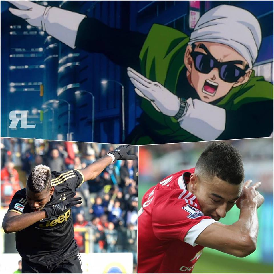 Footy Jokes On Twitter The Real Inventor Of Dab