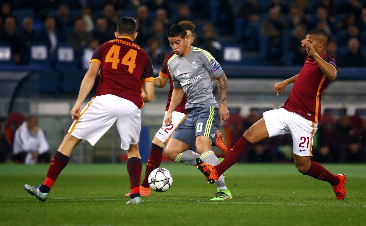 Рома - Реал 0:2. Звезды дают жару - изображение 5