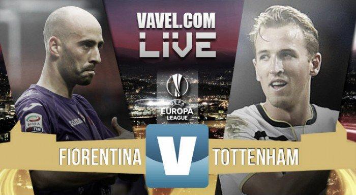 FIORENTINA-TOTTENHAM Streaming oggi Diretta Europa League 2016