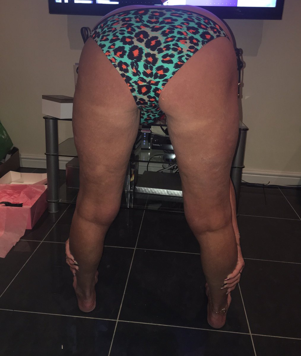 Sexy Milf Sue on Twitter: Dressed #thong on