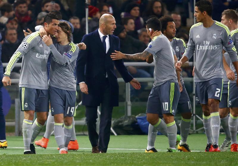 Рома - Реал 0:2. Звезды дают жару - изображение 7