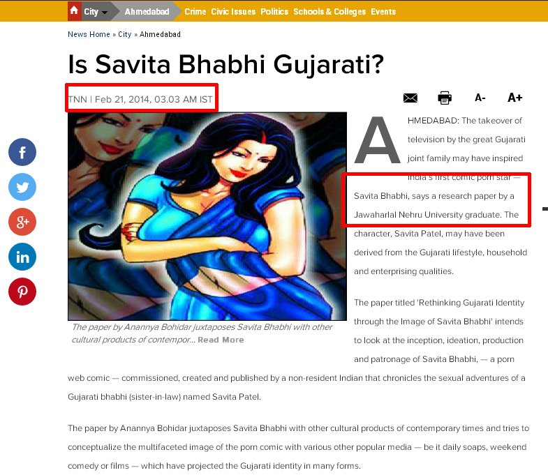 Who Is The Best Option For Savith Bhabhi Character If