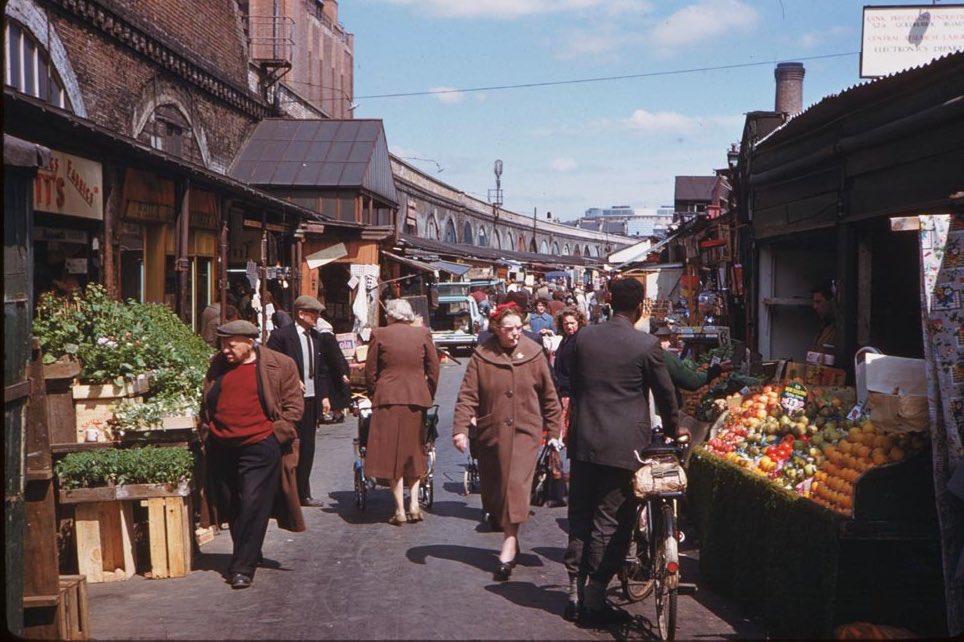 In Photos: London In 1961