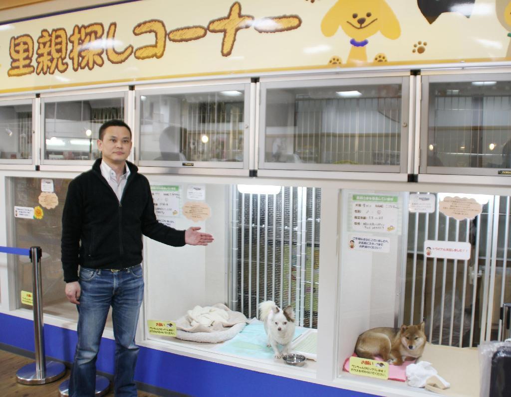 ペットショップ「シュシュ岡山店」がペット販売をやめ、殺処分を待つ犬に飼い主を無償で探す事業を開始 https://t.co/5XJ7HmHuPy わー、馬子にも衣装、薄暗い金網の奥じゃなくてこう見ると余計魅力的な愛玩犬になるねえ https://t.co/B9s4OldX2I