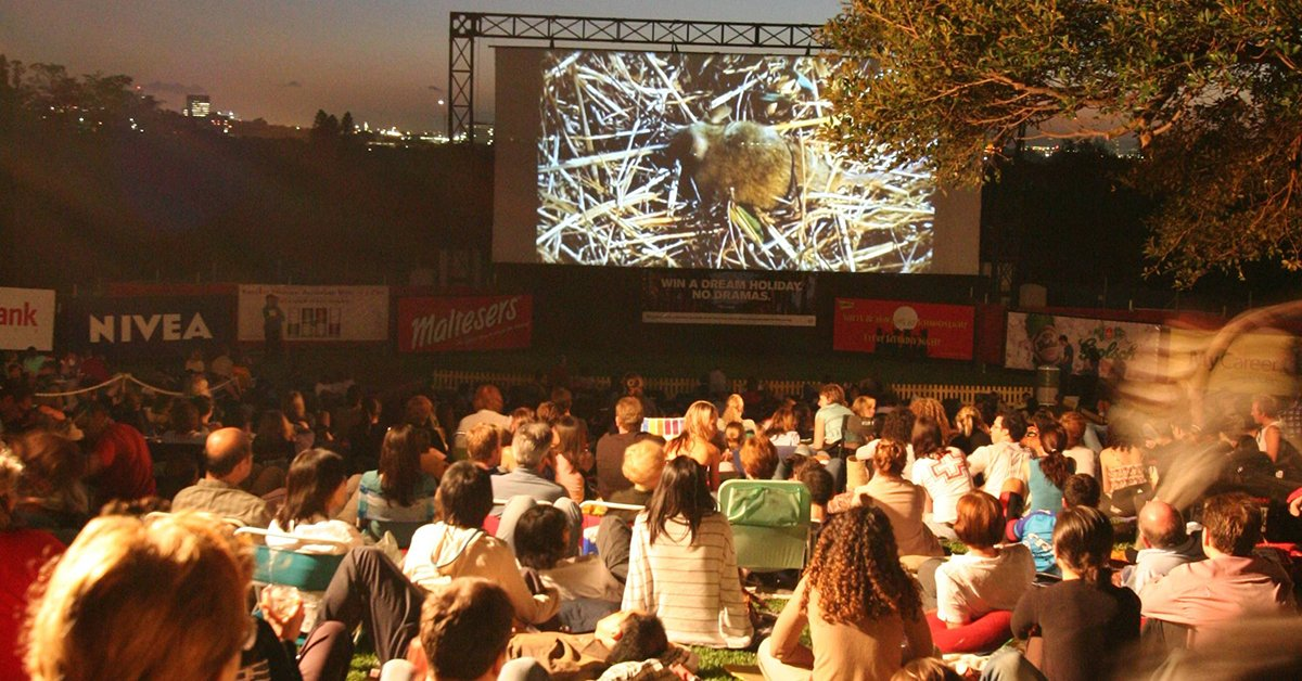 Love chilling with a beer while watching a movie? Then the Glenelg moonlight cinema is the place to be! https://t.co/umCa16C2wc