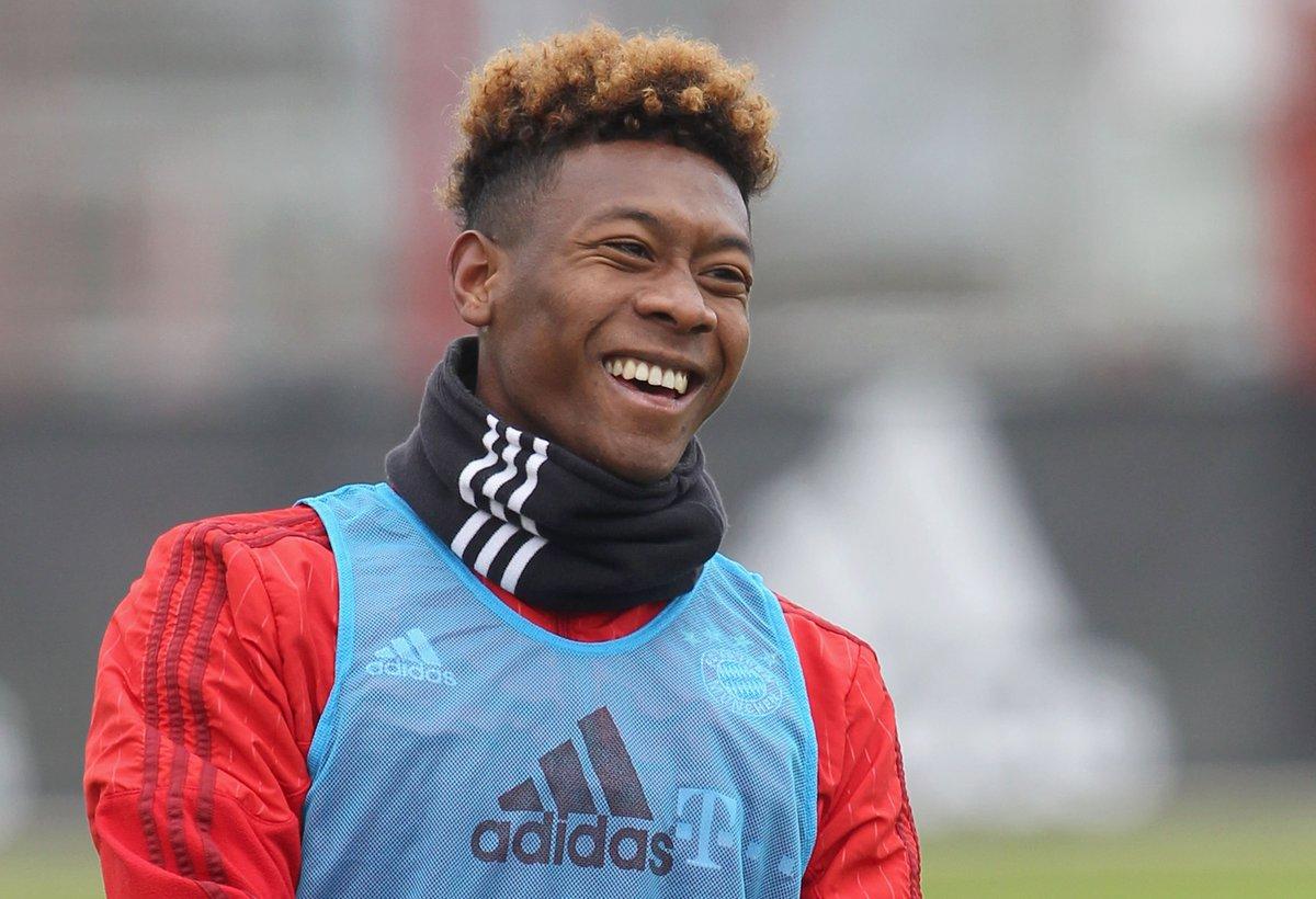 Fc Bayern Munchen On Twitter Fcbpk Mit David Alaba Ist Kingsley
