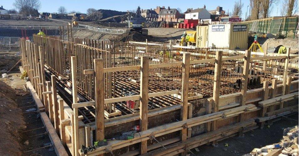 B K Nicad On Twitter Always Amazes Me How Much Work Goes Into Pile Caps Foundations Concrete Rebar Formwork Artofbuilding Https T Co Sj659qgj2c