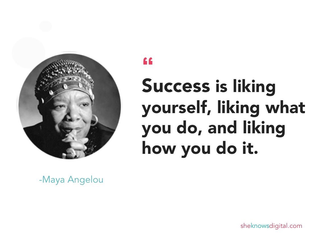 Success is liking yourself, liking what you do and liking how you do it. #motivation #bbloggers #lbloggers https://t.co/UrdNUWX1KL