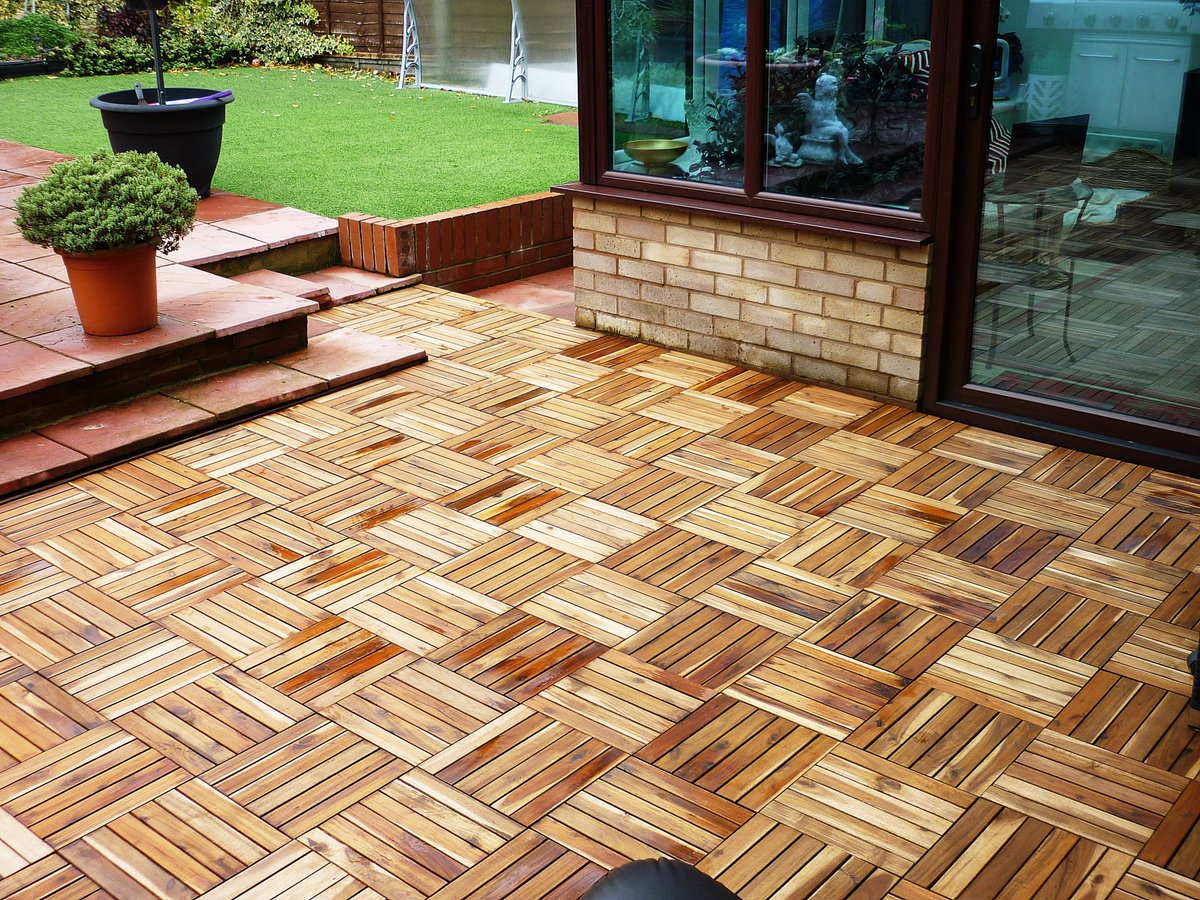 Click deck tiles on twitter another quick installation of click click deck tiles on twitter another quick installation of click deck over an old tired patio amazing results our tiles have many usesdecking ppazfo
