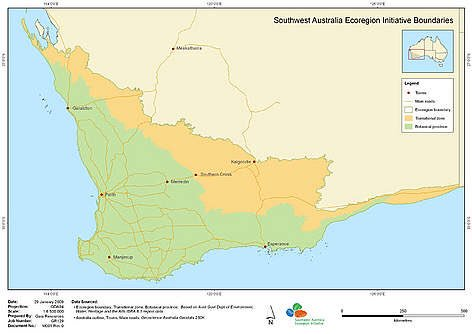 Southwest Australia Map.Richard Mclellan On Twitter Worth Saving The Southwest