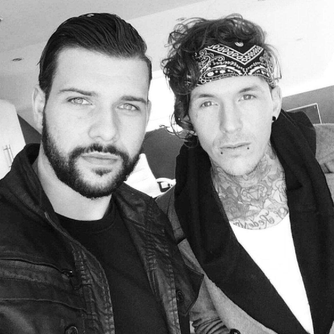 """Jay Hutton Tattoo Fixers: Jay Hutton On Twitter: """"He's Here #adrenalinetattoostudio"""