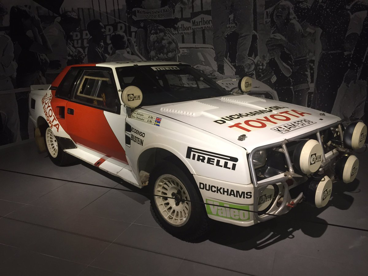 Toyota Ireland On Twitter 1983 Celica Gt Ts Group B Rally Gts Car Blastfromthepast Https Tco Z0wah9rjuq