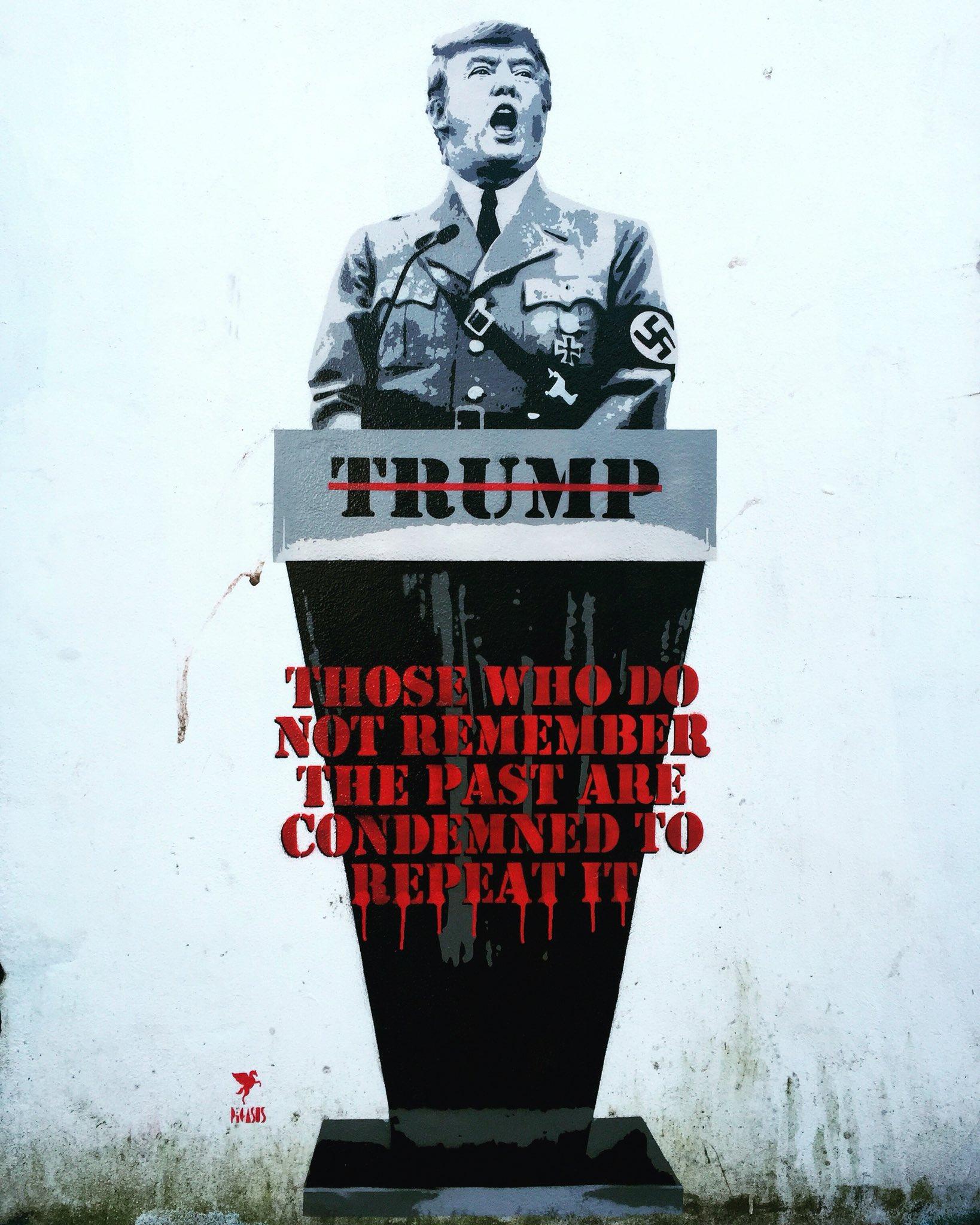 Trump poster No. 1