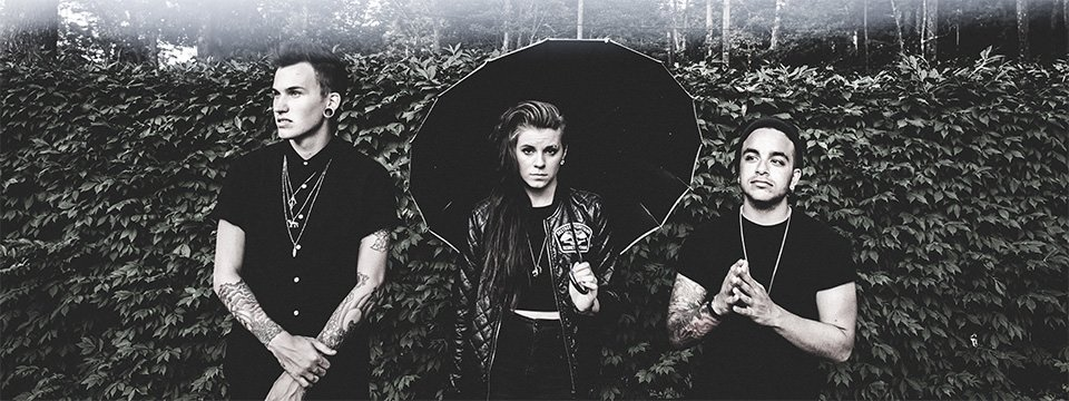 "Can you buy or stream the new @thisisPVRIS song ""You And I"" anywhere? NO. Can you hear it on 97X today at 330p? YES! https://t.co/Yq53Flaqa2"
