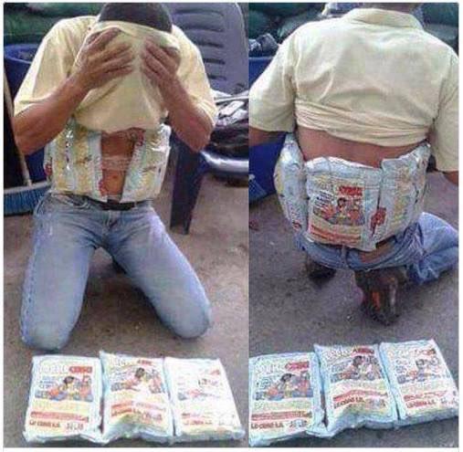 Хроника полного расцвета социализма: В Венесуэле арестовали человека за контрабанду сухого молока. https://t.co/rxTtkTgbQP