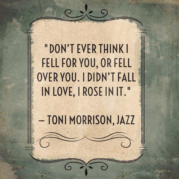 "Guerrilla Feminism On Twitter: ""Happy Birthday, Toni Morrison! #happybirthday #blackwomen"