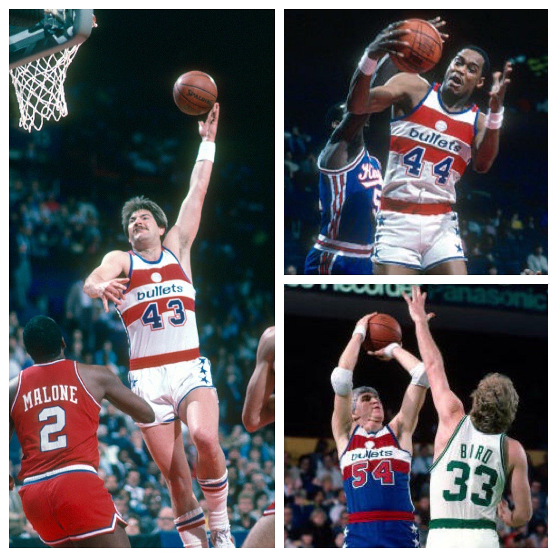 "Washington Wizards on Twitter ""ICYMI Jeff Ruland Rick Mahorn"