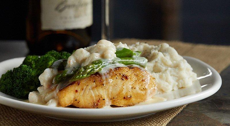 Bonefish grill on twitter try our oscar style mahi mahi for Fish bone grill menu