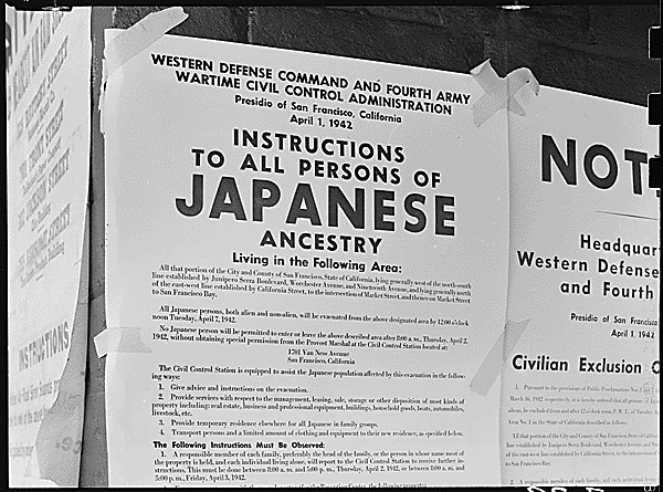 Tomorrow is #DayOfRemembrance when Pres. FDR signed Exec Order 9066 leading to Japanese American WW2 incarceration. https://t.co/n6YKgBd9Vf