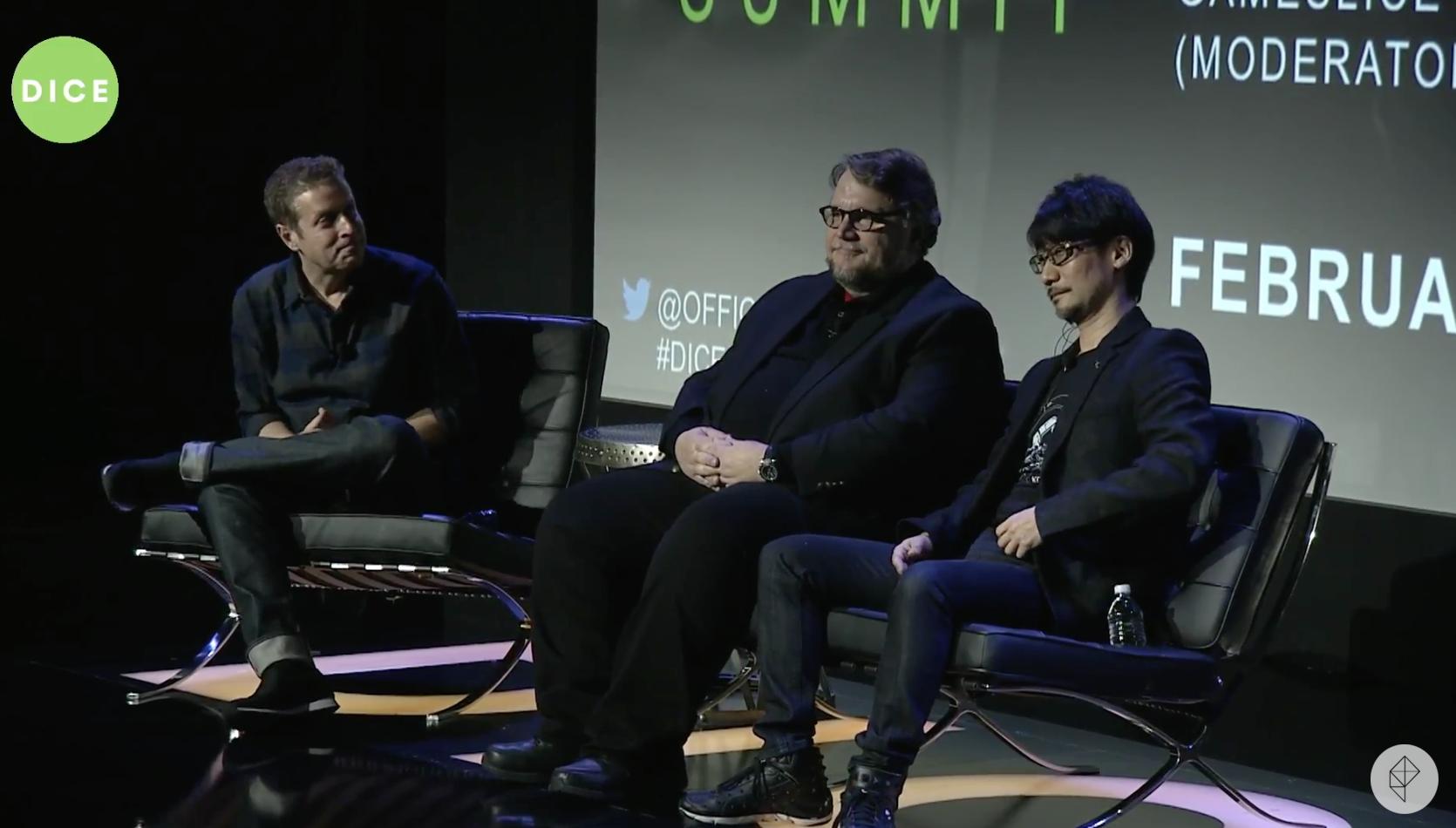 Guillermo del Toro: I'll Do Whatever Kojima Wants 1