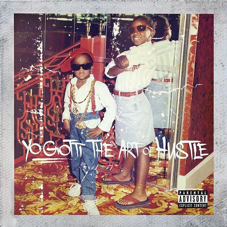 The new @yogottikom album drops tomorrow... #12 prod by @richiesouf