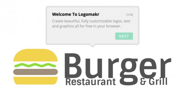 LogoMakr is a great branding tool (Image: LogoMakr)