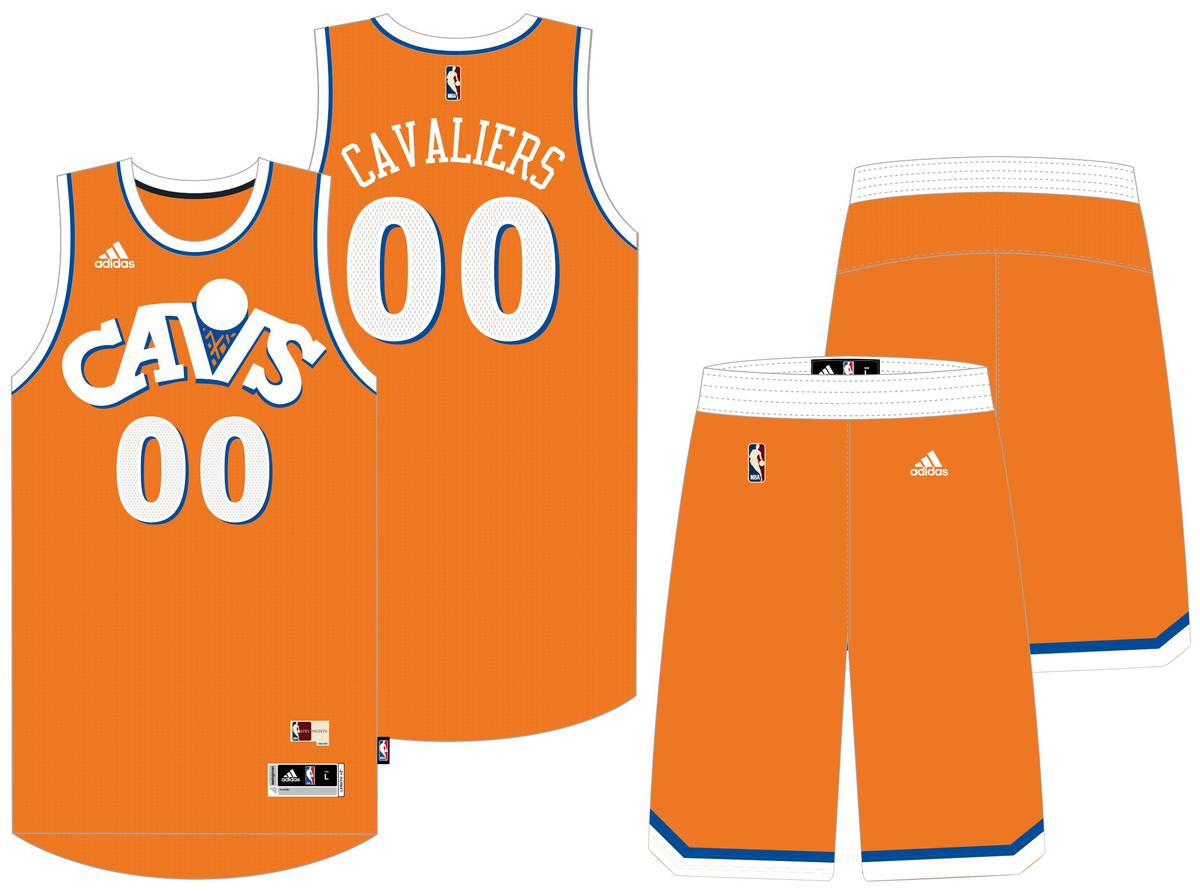 Orange Throwback Cavaliers Uniforms Coming Next Season ... 84e43387f