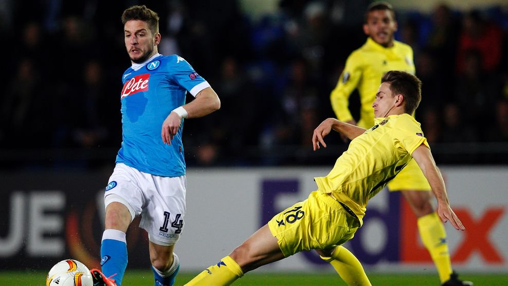 NAPOLI VILLARREAL Streaming gratis Rojadirecta oggi Diretta Calcio Europa League 2016