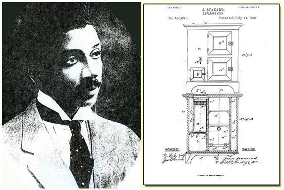 Standard 1891 John Standard Improved Fridges By Adding A
