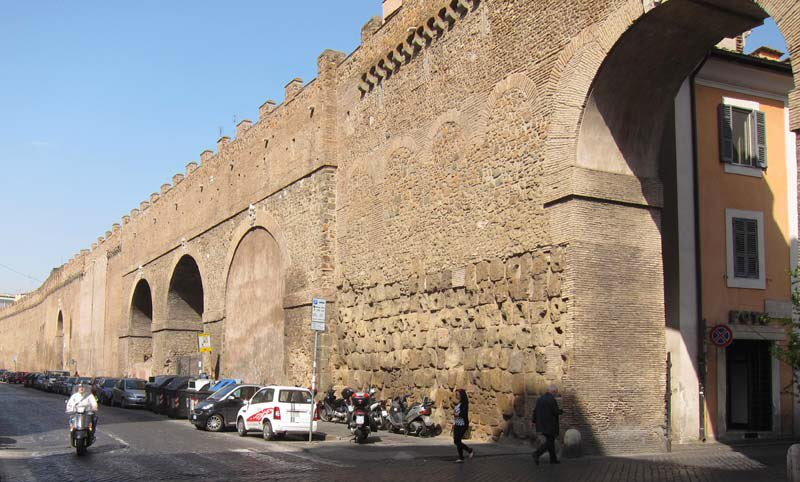 So I take it we will we be tearing down the wall around Vatican City? https://t.co/DklillJ3Zl