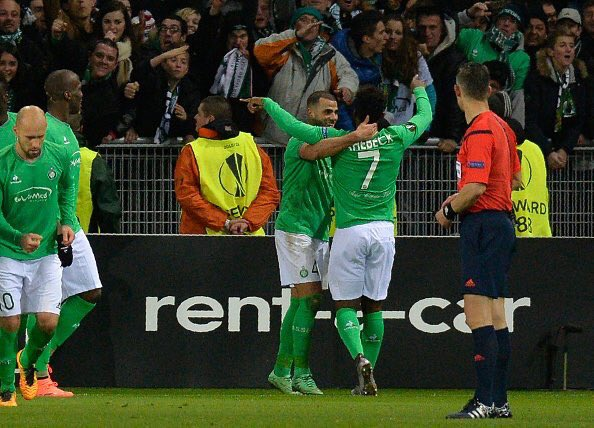 Video: Saint-Etienne vs Basel