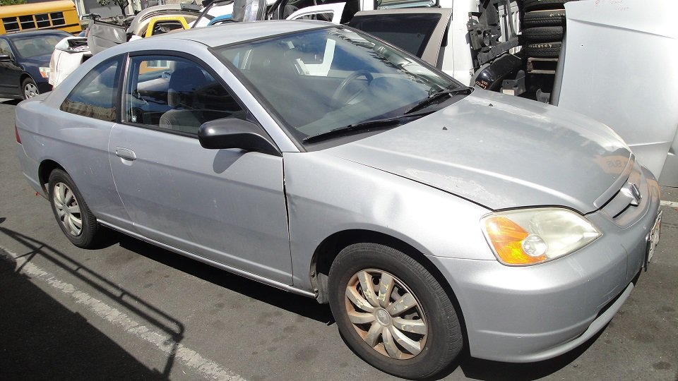 2003 Honda Civic Lx Sedan Parts