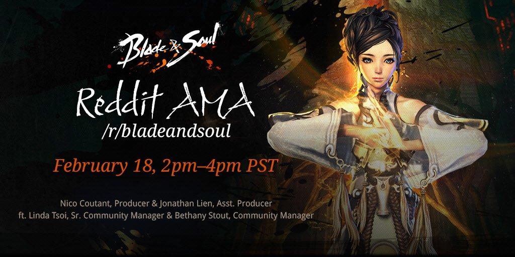 Blade & Soul on Twitter: