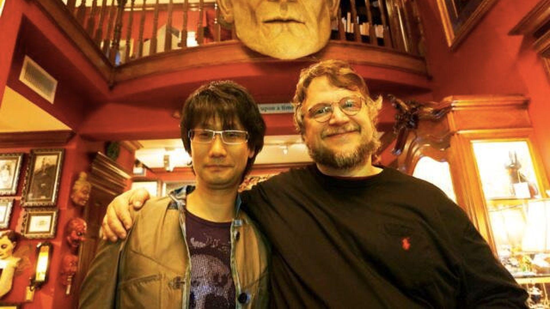 Guillermo del Toro: I'll Do Whatever Kojima Wants 2