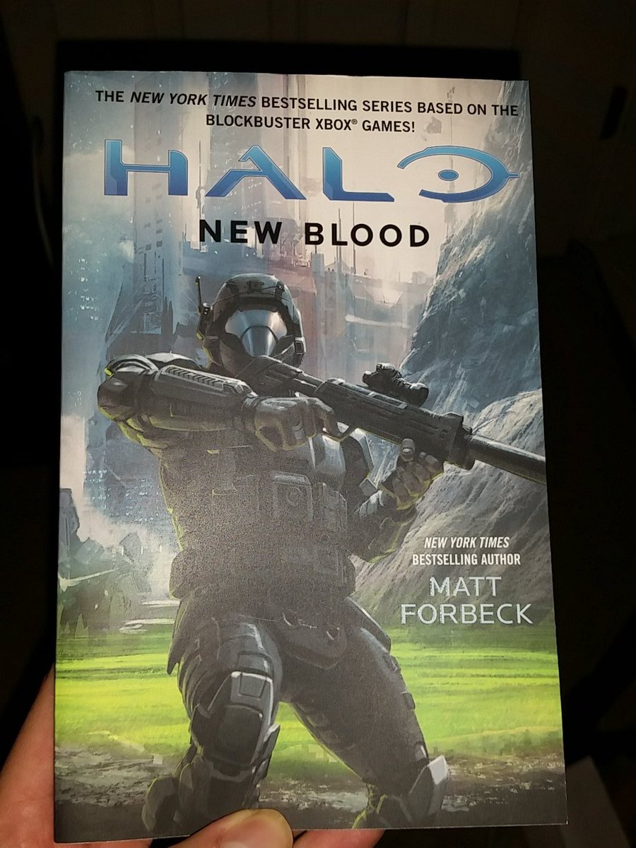 podtacular on twitter halo new blood by mforbeck is coming out