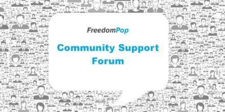 FreedomPop Support (@FreedomPopHelp) | Twitter