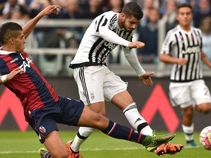 Donadoni impatta Allegri e Bologna-Juve finisce senza gol