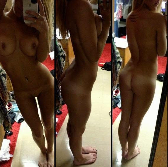 Nude Selfie 3002