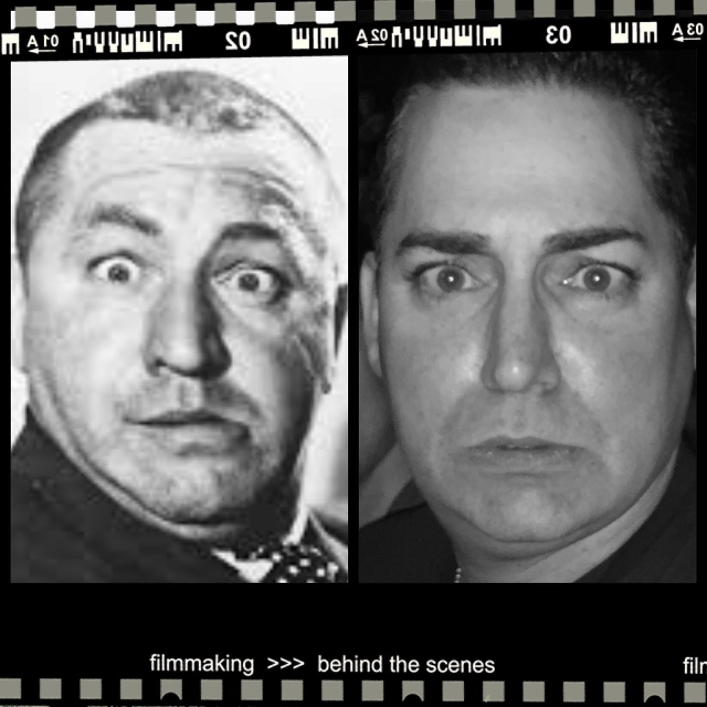 Image result for curly howard's grandson