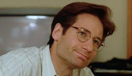 Fox Mulder Glasses