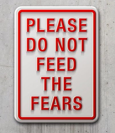 If there is only one thing you do not do, this must be it! https://t.co/LqGky0alUK #fear #feed #feedthefears https://t.co/GSVKokG08G