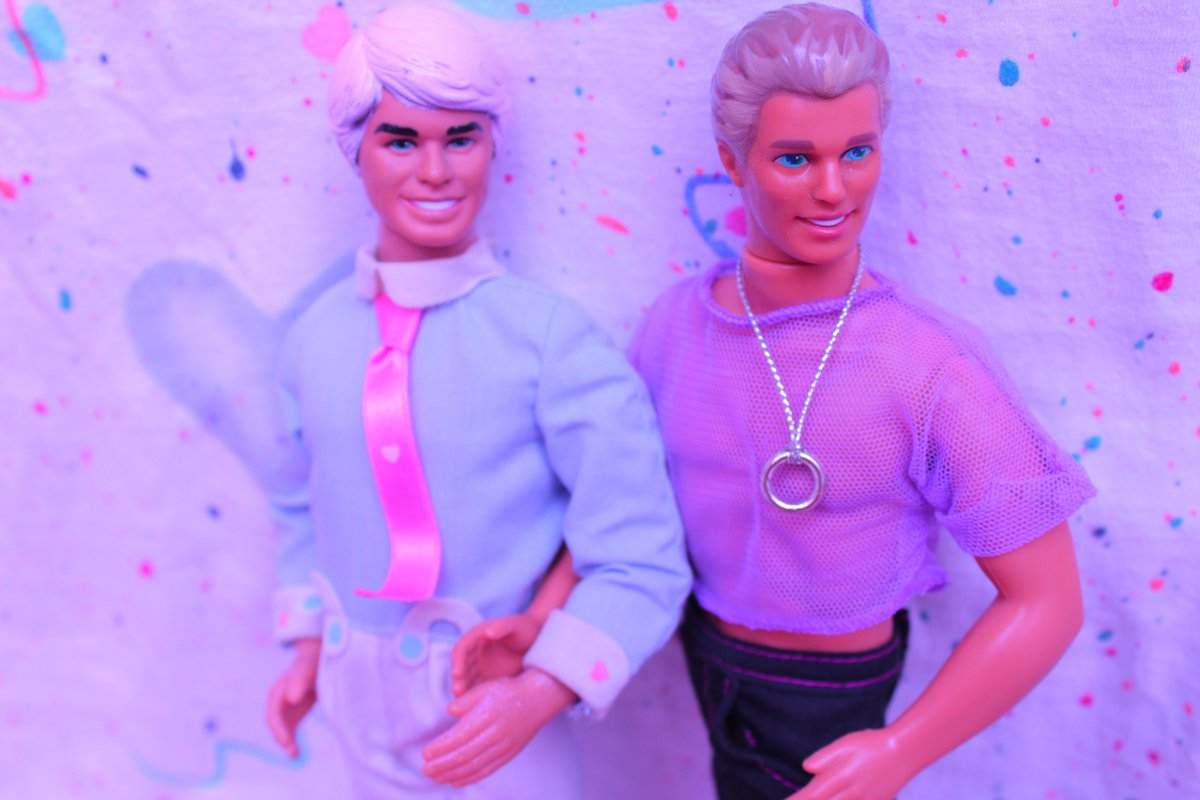 Earring magic ken