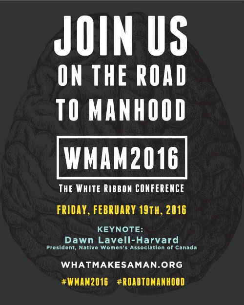 Thumbnail for What Makes A Man 2016 #wmam2016 #roadtomanhood