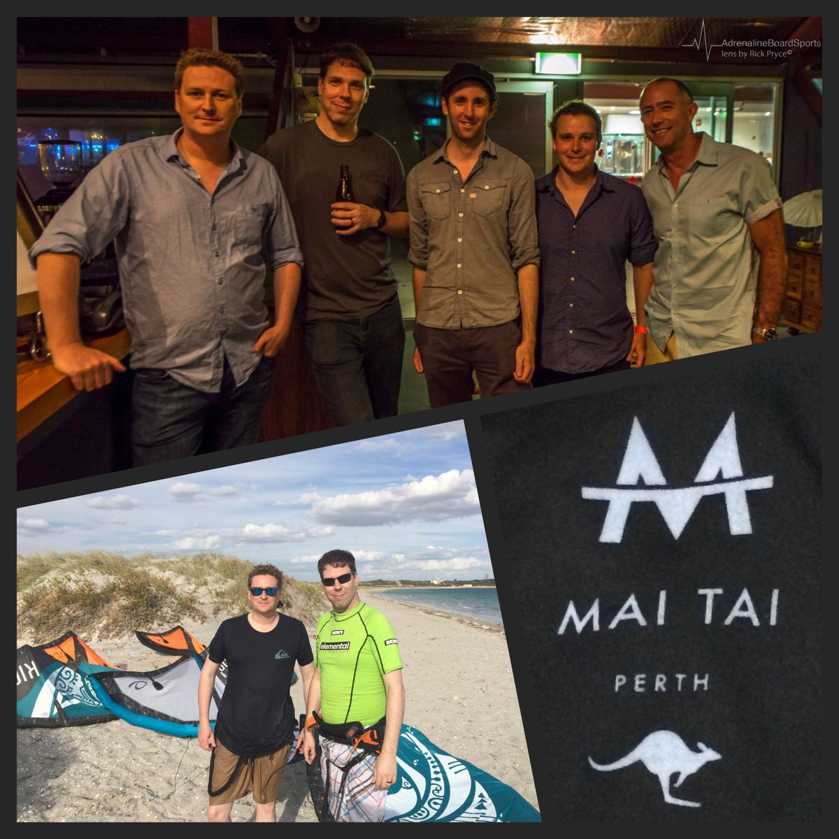 At Mai Tai Global the kiteboard-room of events in Perth, Australia with @KiteVC & @SusiKite #MaiTai #MaiTaiGlobal https://t.co/HAuS8Bn0ut