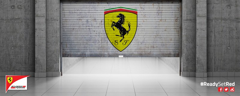 Follow the Scuderia Ferrari 2016 car launch! LIVE!