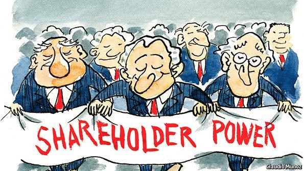 the power of shareholders